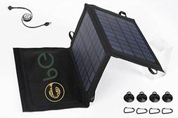 ePGes Solar Charger for Charging of Power-Banks, Cell Smart