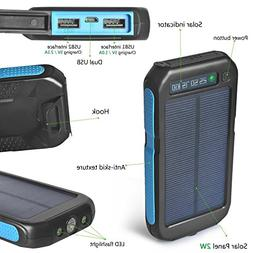Case Safety 1 x 300000mAh Sport Solar Charger water-proof an