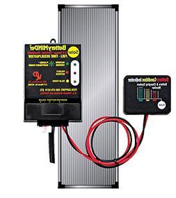 BatteryMINDer SCC-515-5 12 Volt 5-Watt Panel Solar Battery C