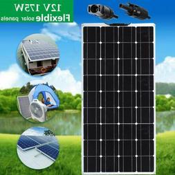 Solar Cynergy 175 Watt 12 Volt Mono Flexible Bendable Solar