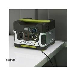 Solar Generator Inverter Emergency Power Source Portable Bat