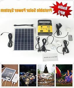 Solar Generator Portable kit,Power Inverter,Solar Generator