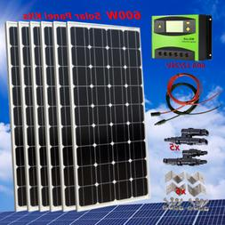 Solar Kit: 600 W Watt 600Watts PV Solar Panel for 12V Batter
