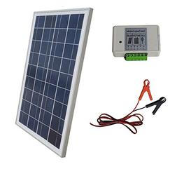 ECO-WORTHY 12 Volt 25 Watt Solar Kits: 1pc 25W Polycrystalli