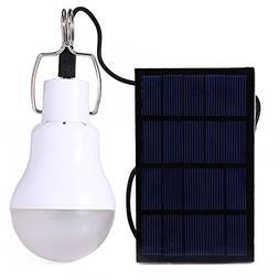 Hot 15w Solar Lamp Powered Portable Led Bulb Lamp Solar Ener