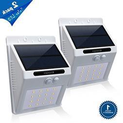 Aityvert Solar Light 16LED Outdoor Waterproof Wireless Solar