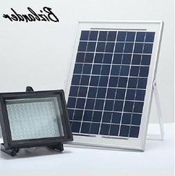 Bizlander Solar Light - 108 LED Dusk to Dawn Commercial Grad