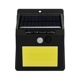 SUKEQ LED Solar Light, Waterproof Wireless 40 LED Solar Moti