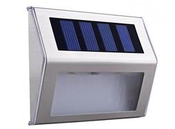 Solar Step Light, Mabor Monocrystalline Silicon Solar Panel