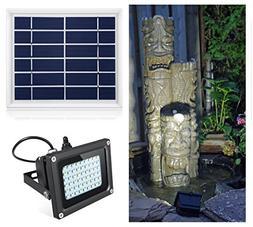 Oasity Solar LED Light – 500 Lumens – IP65 Waterproofnes