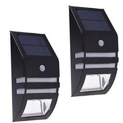 Solar Light, Nekteck Wireless Bright Solar Powered Motion Se