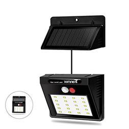 Solar Light Outdoor Lights TRANMIX 20 LEDs Motion Sensor Sec