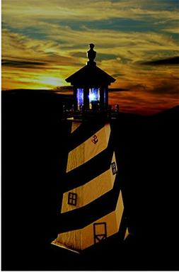 Twin Oaks Solar Lighthouse Light Kit