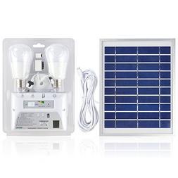 J-Creater Solar LED lighting System Home Lighting System Kit