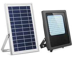 Solar Lights Outdoor 120LED Solar Flood Light Weatherproof S