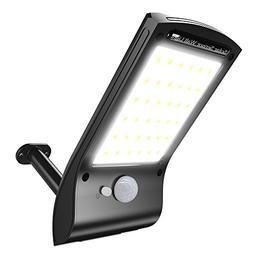 Solar Lights Outdoor, Hallomall 36 LED Solar Motion Sensor L