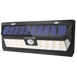 SUNTOLL Solar Lights Outdoor, Upgraded 30 LED Bright Outdoor