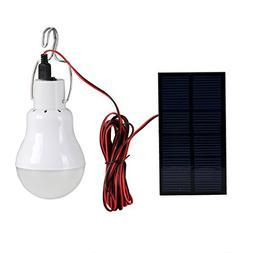 Solar led Emergency Light with 0.8w Solar Panel,Portable Led