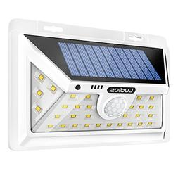 Ludius Solar Lights Outdoor - Bright Outside Lights 34 LEDs