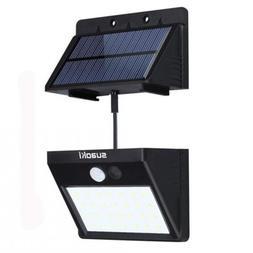 SUAOKI Solar Lights Outdoor Super Bright 28 LED Waterproof M