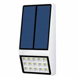 Solar Lights, Polycrystalline Silicon Solar Panels, Outdoor