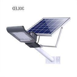 GAOLIQIN LED Solar Lights, Smart Remote Control Solar Street