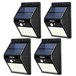 SUAOKI Solar Lights Outdoor Super Bright 28 LED Waterproof M