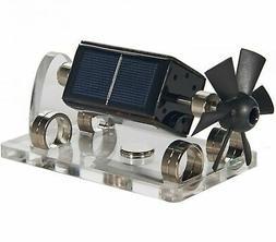 Sunnytech Solar Magnetic Levitation Model Levitating Mendoci