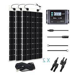 solar marine kit