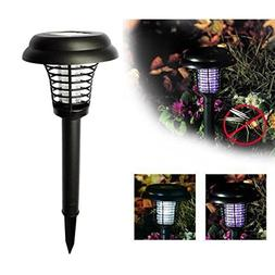 LiPing LED Solar Outdoor Mosquito Lamp-, Electronic Insect K