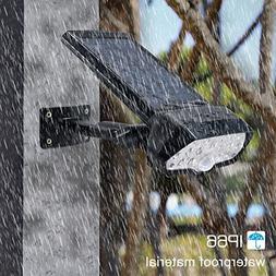 Solar Motion Spotlight, Outdoor IP65 Waterproof Solar Powere