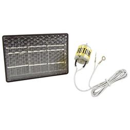 RSR ELECTRONICS INC Solar Motor Kit - Includes 1V / 400mA So