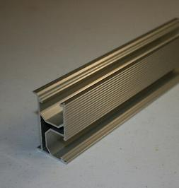 Solar Mounting Rail 88 inch or 7.3 feet fits 2 350w panels