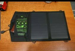 Solar Panel 10W 5V Solar Charger Portable Solar Battery Char