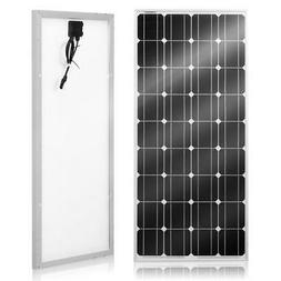 Solar panel 12-18V, 100-400W monocrystalline