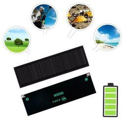 Solar Panel 5V Volt Battery Cell Phone Chargers 12V DIY kit