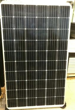Solar Panel 300w, 60 Cell Mono-crystalline, New, US Made