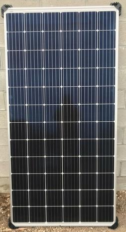 Solar Panel 360 Watt, 72 Cell Mono, NEW, US Made - Beautiful
