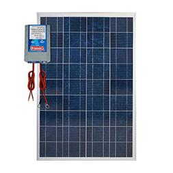Easy to Install Coleman 100 Watt 12-Volt Solar Kit Features