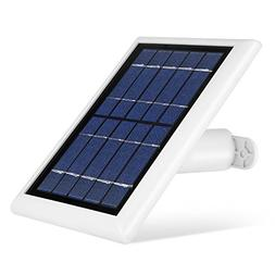 Solar Panel Compatible with Ring Spotlight Cam Battery and R