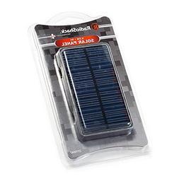 """RadioShack 0.5W 0.5 Watt Solar Panel 9V 3.77"""" x 2.12"""" x 0.12"""