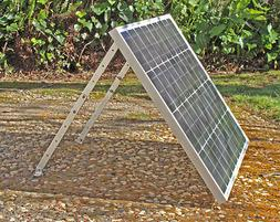 Solar Panel Adjustable Tilt Mount for RV's, Roof and Ground