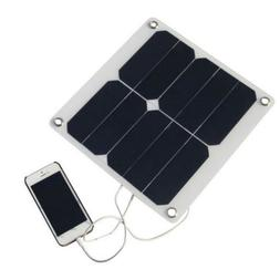 Solar Panel Battery Charger Power Bank Cell Phone MP4 Camera