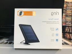 Ring Solar Panel Black - Compatible with Ring Spotlight Cam