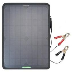 Allpowers Solar Panel Car Charger 10W 12V Solar Car Battery