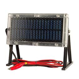 Universal Power Group 6 VOLT SOLAR PANEL DEER FEEDER 6V BATT