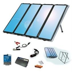 Svitlife 60-Watt Solar Panel Charging Kit with Charge Contro