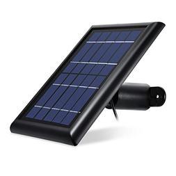 Solar Panel Compatible with Arlo Pro, Arlo Pro 2, Arlo GO &