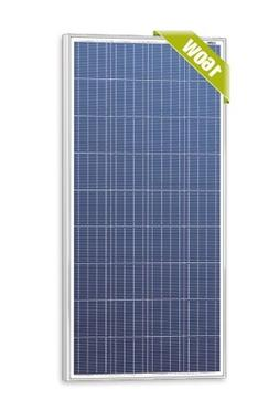 Newpowa 160 Watt 160W 12V Solar Panel High Efficiency Poly M