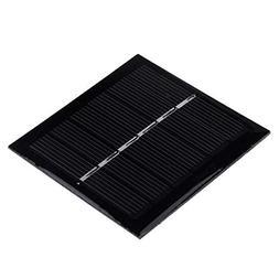 Phoncoo 3V 0.6W Solar Panel Epoxy Polycrystalline Silicon DI